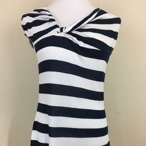 Nautical Striped Twist T from Anthropologie